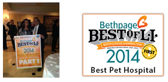 Bethpage Best of LI Award Event