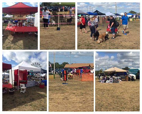 Long Island Pet Expo in the Park Copiague NY